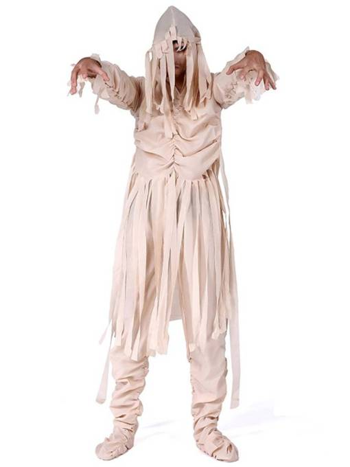 Mummy Halloween Costume for Men