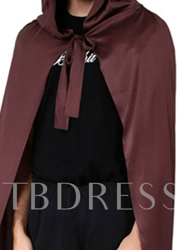 Easter Gravekeeper Halloween Costume Hooded Cloak