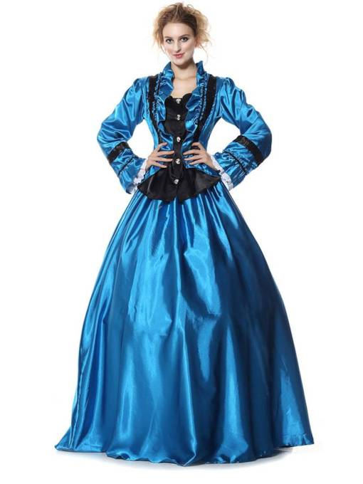 Vintage Palace Princess Halloween Costume