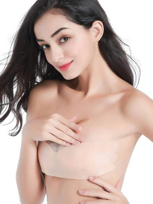 Butterfly Wing Gather Bra-style Nipple Cover