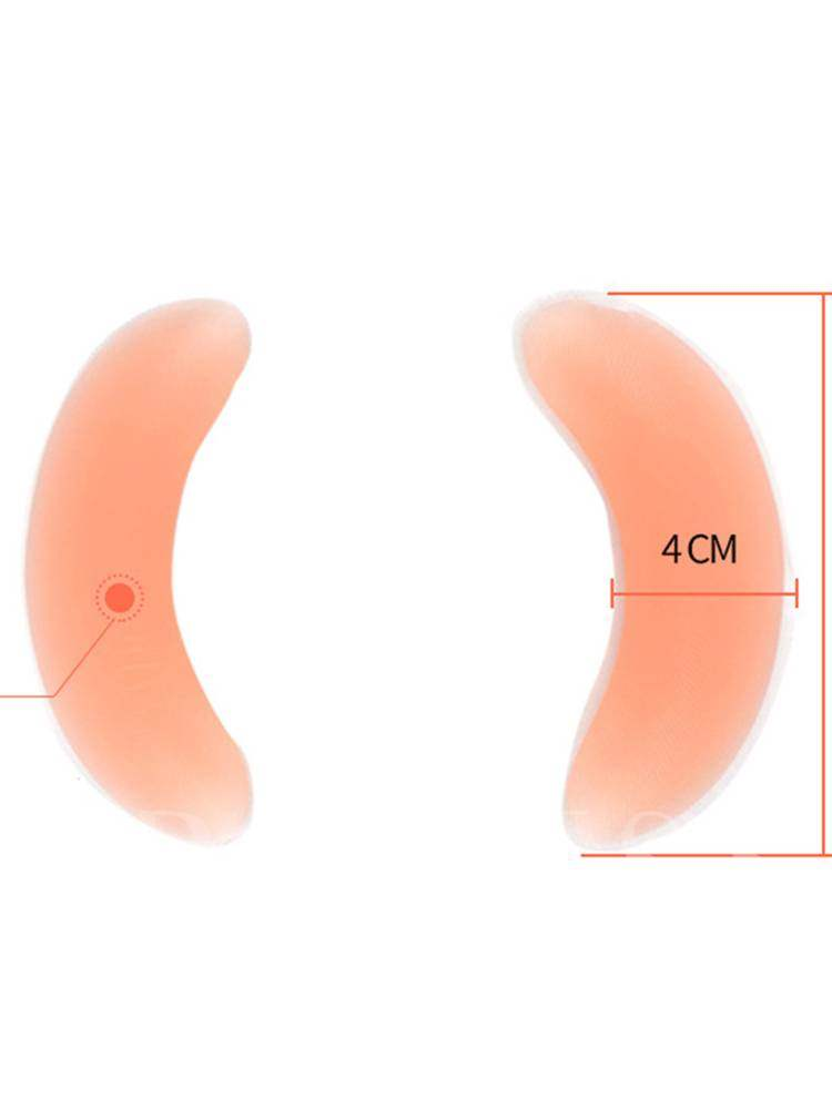 Silicon Invisible Nude Removable Chest Pads