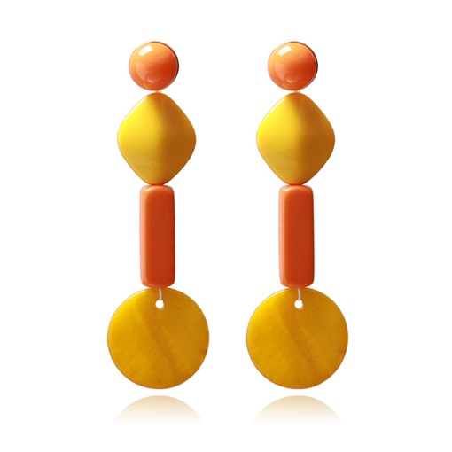 Popular Candy Color Earrings