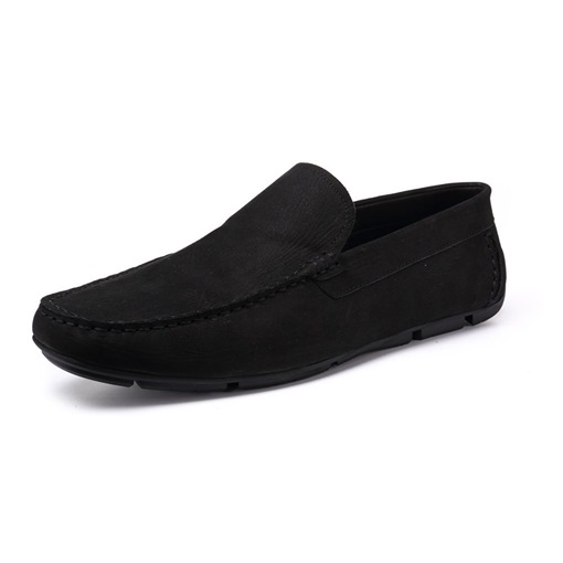 Slip-On Low-Cut Upper Casual Shoes for Man