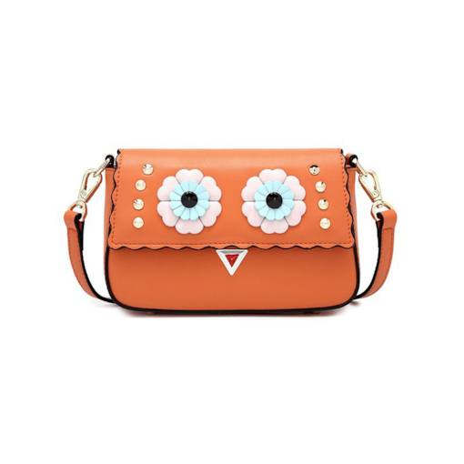 Cute Casual Magnetic Snap Women Crossbody Bag