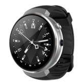 LEM7 4G Smart Watch Phone Heart Rate Monitor 1GB + 16GB Memory with Camera Translation Tool