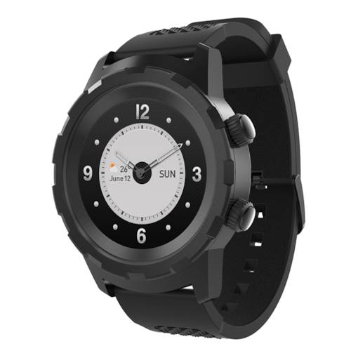 P01 Smart Watch HD Screen IP68 Waterproof Dynamic Heart Rate Monitoring with Physical pointer