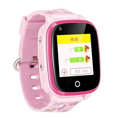 DF33 Children's Waterproof Watch Smart 4G Network GPS Positioning