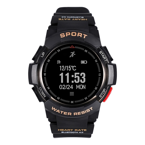 F6 smart bracelet outdoor IP68 multi-sport watch