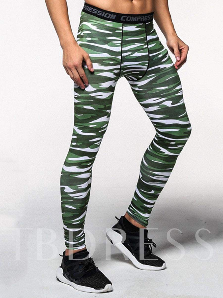 Men's Camouflage Quick-drying Outdoor Long Pants