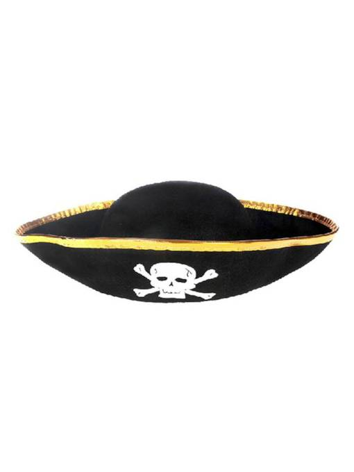 Halloween Props Pirate Hats and Accessories