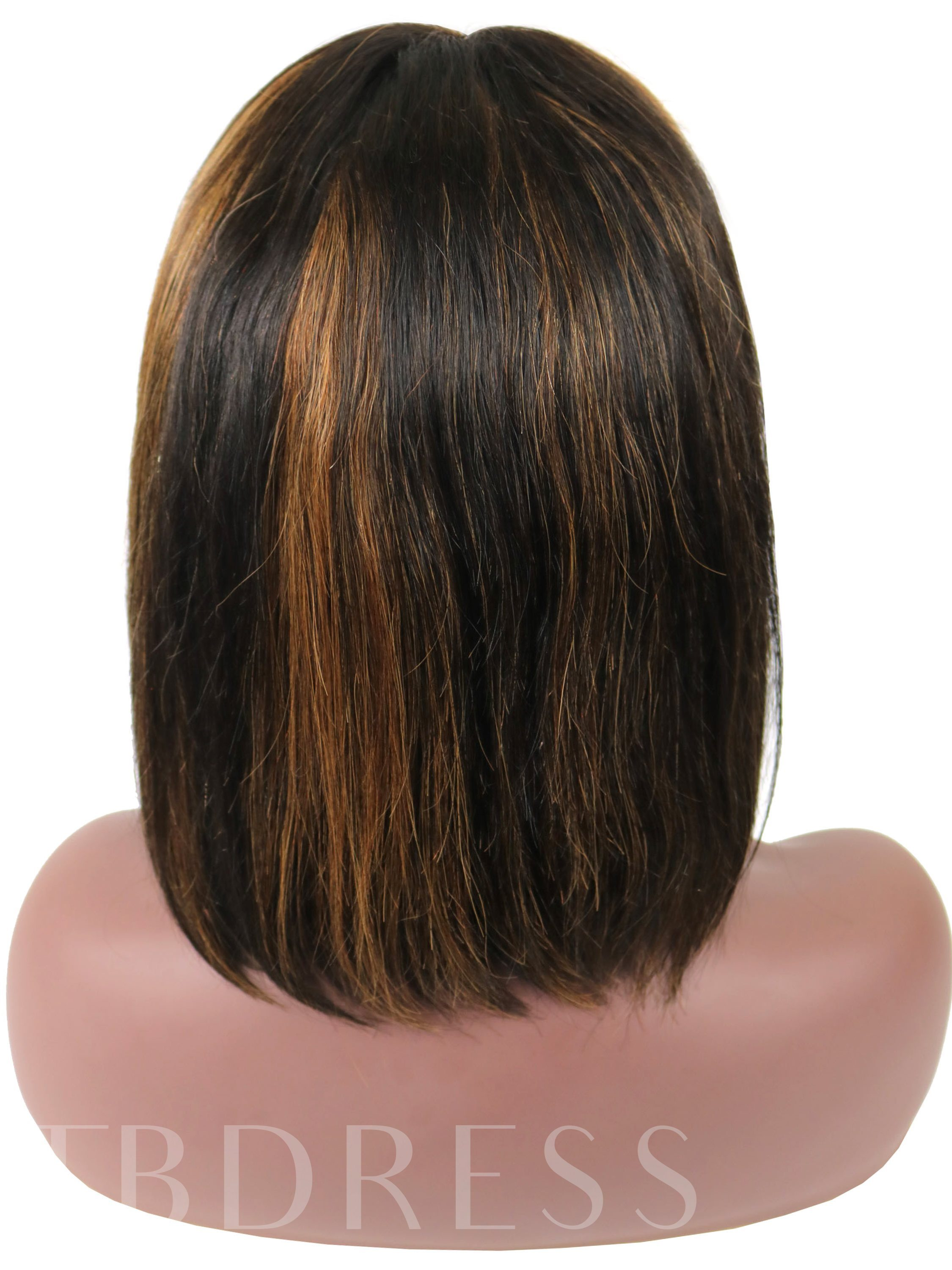 Women Straight 12 Inches 120% Wigs