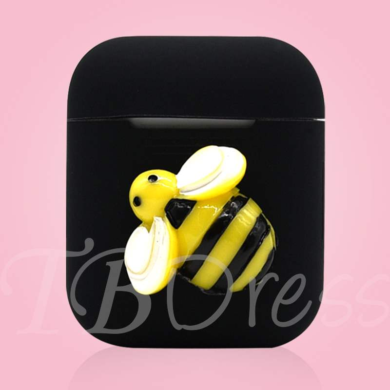 Air Pods Case Protective Silicone Cover and Skin for Air Pods Charging Case