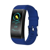 QW18 Intelligent Heart Rate Bracelet Monitoring Movement Track Call