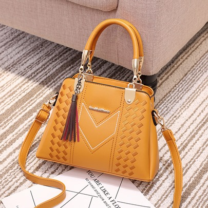 Luxury Style Colorful Women Tote Bag