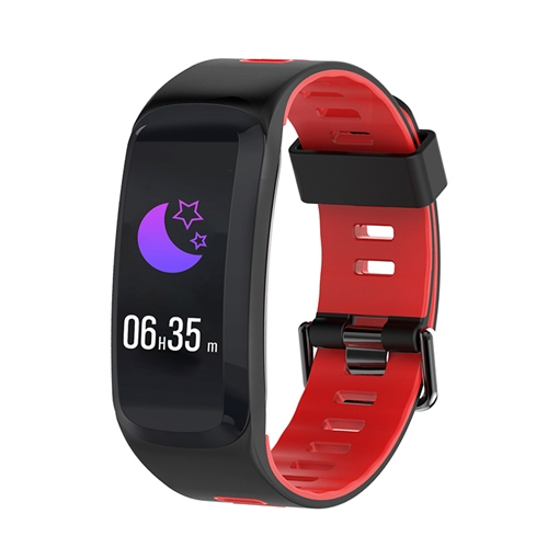 F4 Smart Bracelet Pressure Altitude UV Heart Rate Blood Pressure Monitoring