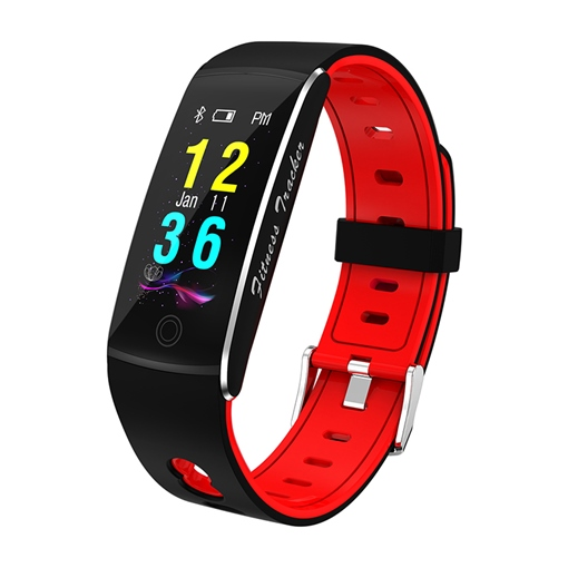 F10 Smart Sports Bracelet Heart Rate Monitor Color Silicone Waterproof