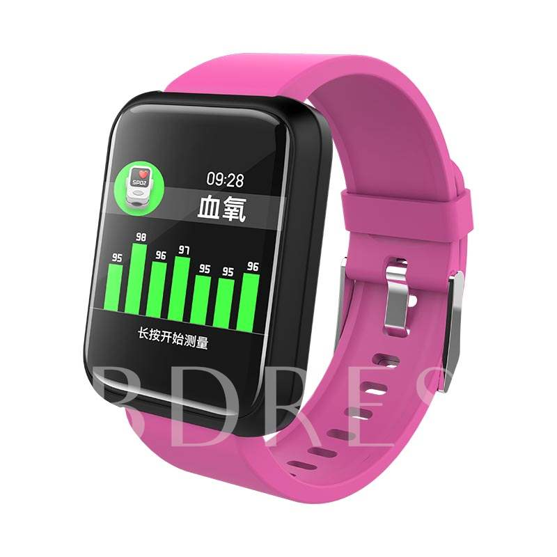 Smart Bracelet Anti-watercolor Heart Rate Electrocardiogram Exercise