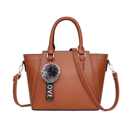 Casual Patchwork Small Women Tote Bag