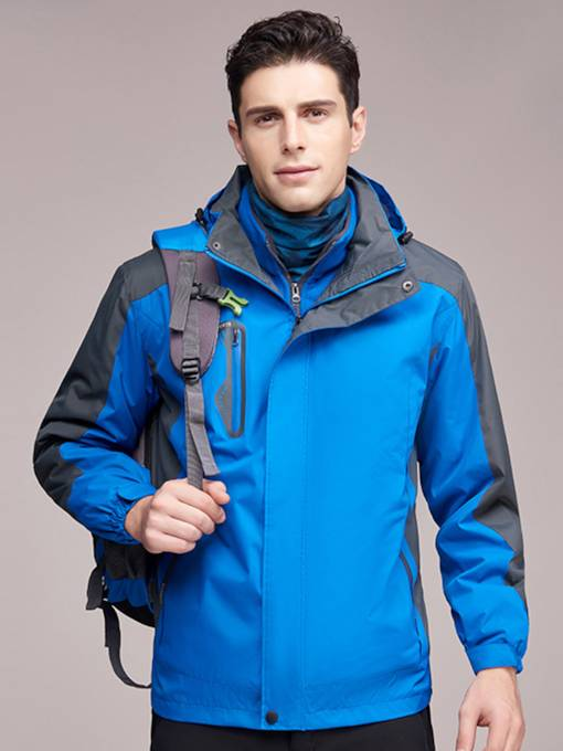 Thermal Anti-friction Two-Piece Men's Outdoor Jacket