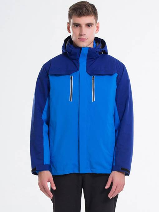 Down Liner UV Protection Two-Piece Men's Outdoor Jacket