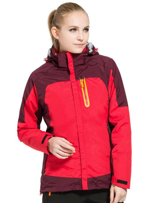 Lightweight Quick Drying Two-Piece Women's Outdoor Jacket