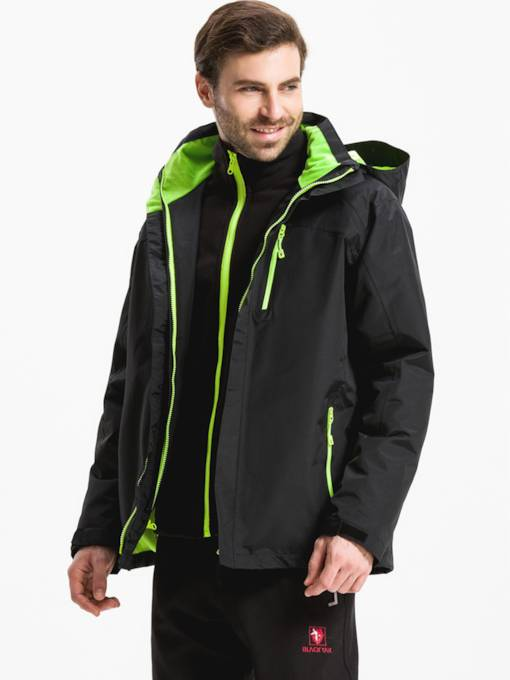 Breathable Two-Piece Men's Outdoor Jacket