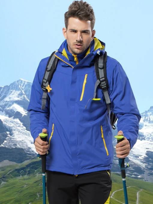 Thermal Quick Drying Two-Piece Men's Outdoor Jacket