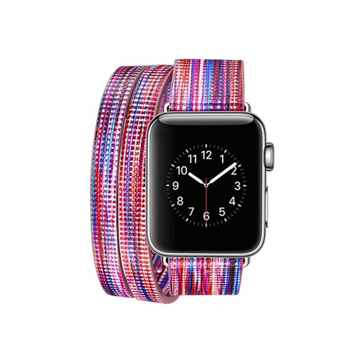 Smart Watch Rainbow Band PU Leathe For Apple Watch 1/2/3