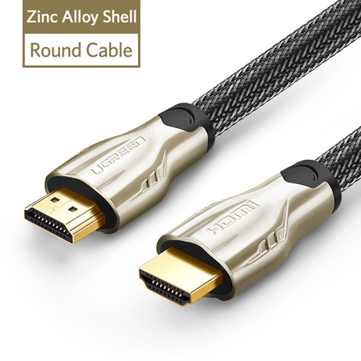 Ugreen HDMI HD Cable Set-Top Box Computer Cable 4K Video Cable TV Cable