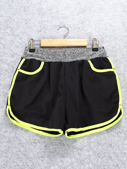 Lined Quick-drying Women's Sport Shorts