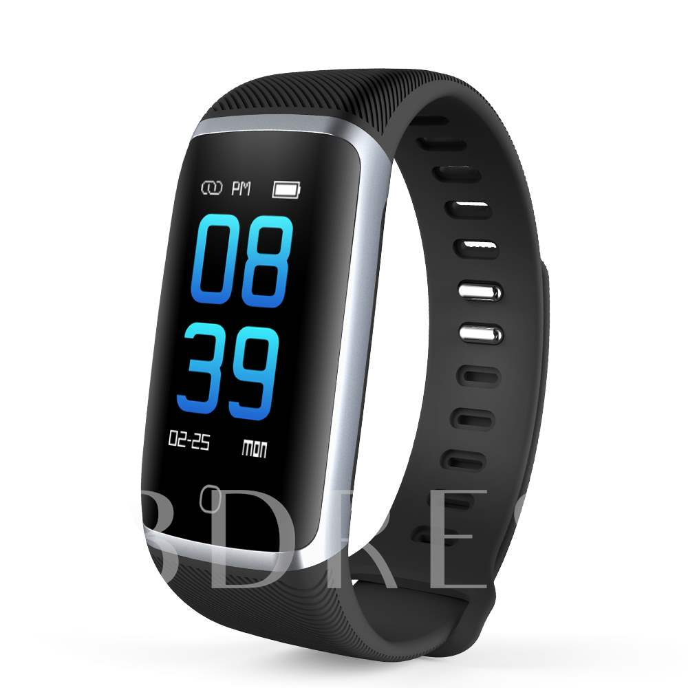 Q16 Smart Bracelet Waterproof Heart Rate Blood Pressure Oxygen Sleep