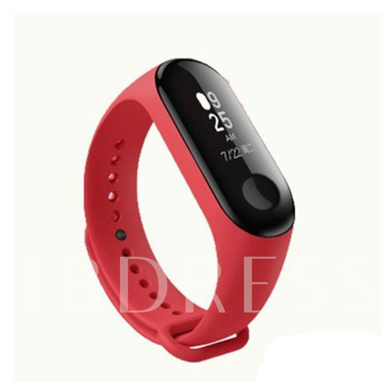 Smart Bracelet Band to The Personality of Colorful Silicone Colorful