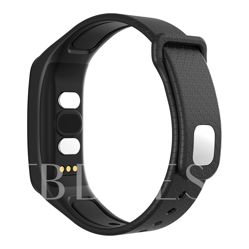 B18 Smart Color Electrocardiogram Bracelet Blood Pressure Heart Rate