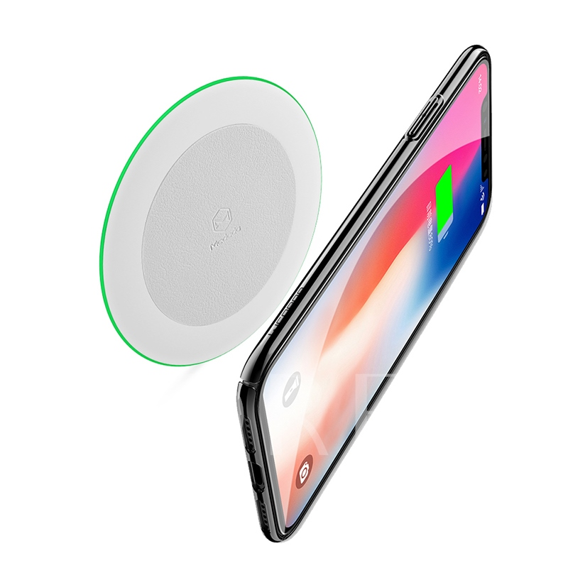 Wireless Fast Charge for IphoneX Mobile Ultra-thin Universal