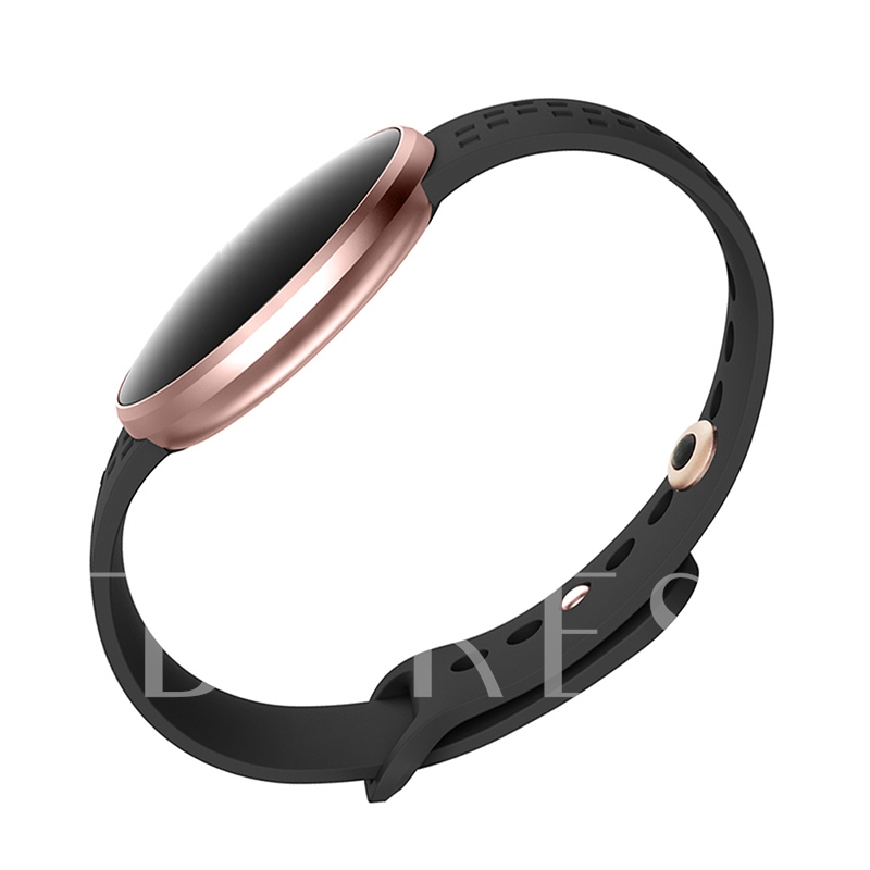 B16 Energy Core Smart Bracelet Exercise Heart Rate Step Distance Call Remind