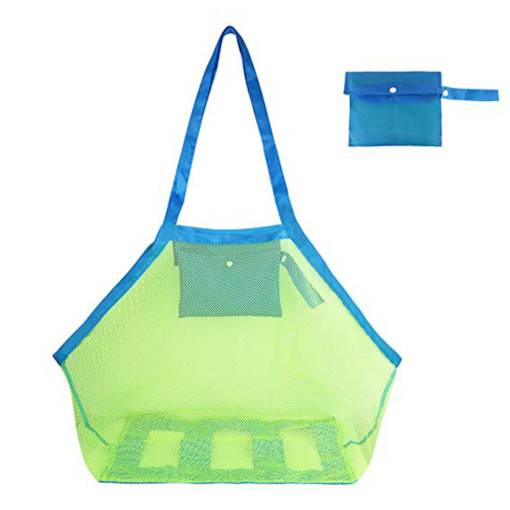 Fashion Nylon Unisex Beach Plastic Bag