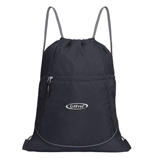 Patchwork Casual Soft Unisex String Backpack