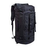 Huge Space Modern Nylon Zipper Backpack