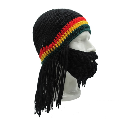 Beard Mask Wigs Men's Hats