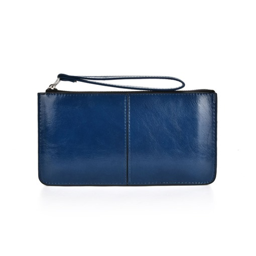 Rectangle PU Soft Women Wallet