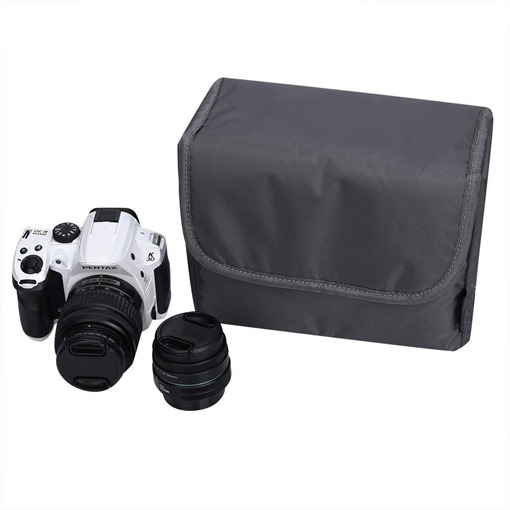 Plain SLR Camera Quake Proof Unisex Bag