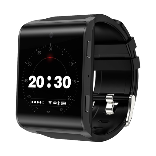 DM2018 Smart Watches Wifi Heart Rate Camera Curved Sscreen Internet Phone