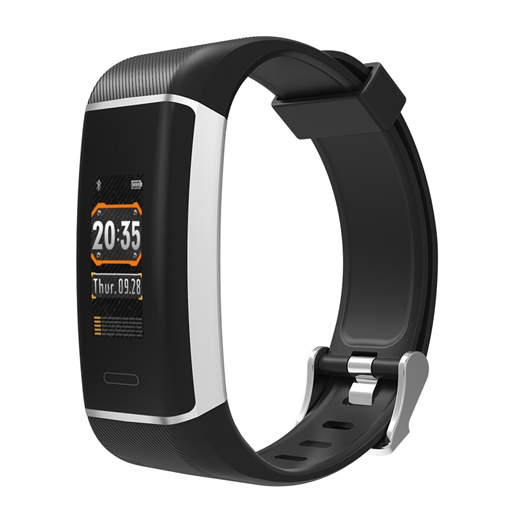 W7 Smart Bracelet Waterproof Independent GPS Motion Positioning Track Speed