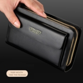PU Men Standard Wallet Wallets
