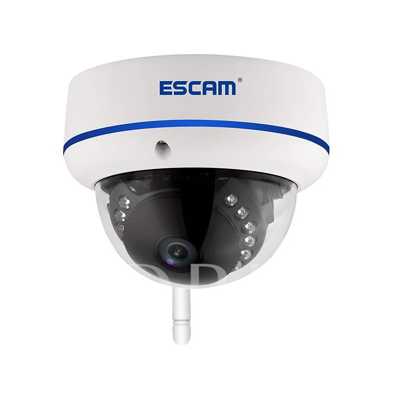 Escam Speed QD800 WiFi IP Camera Full HD 1080P 2MP Onvif IP66 Dome Infrared Waterproof Day/Night Vision Motion Detection Camera