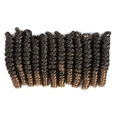 Crochet Braids Toni Curl Protective StylesTwisted Out Braiding Synthetic Hair Extension