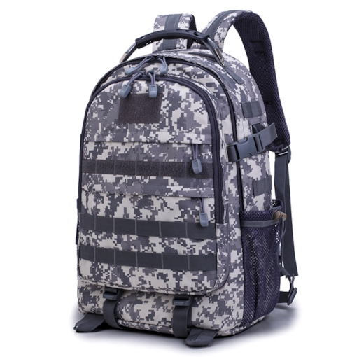 Nylon Unisex Backpack Army Bags