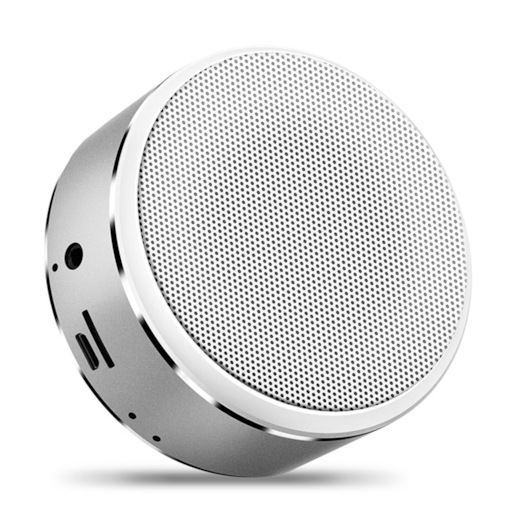 Bluetooth Speaker Wireless Outdoor Mini Audio Portable Bass with Card Slot