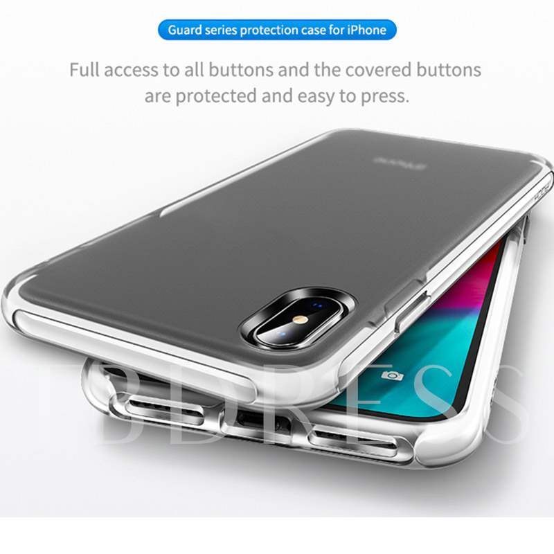 ROCK Drop-proof Phone Case for Apple XR, XS, XS MAX