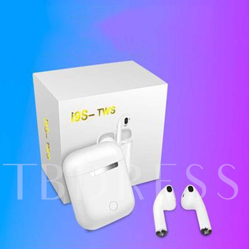 i9S Bluetooth 4.2 Headset Over The Ear Type Binaural Sports Wireless Headset